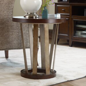 Lorimer End Table by Hooker Furniture