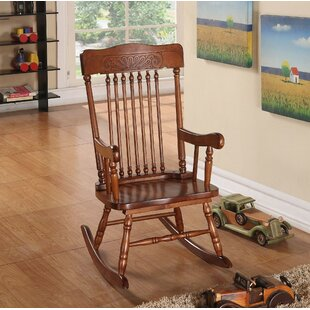August Grove Hoefer Rocking Chair