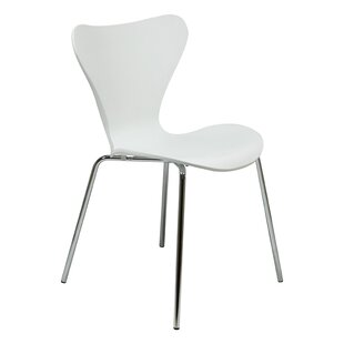 Burghfield Modern Stacking Patio Dining Chair