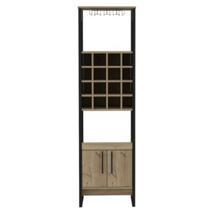 Carrick 35 Bottle Wine Cabinet By Williston Forge