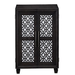Camp Decorative Bar Cabinet by Bungalow Rose