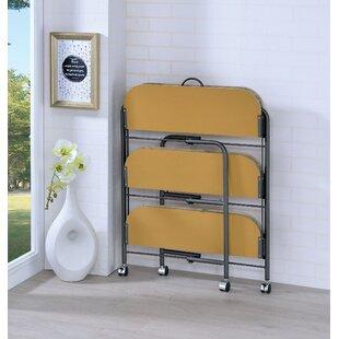 Grundy Bar Cart By Ebern Designs
