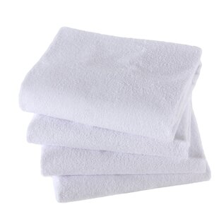 Gillispie Premium 100% Waterproof Allergy Pillow Protector (Set of 4) by Alwyn Home