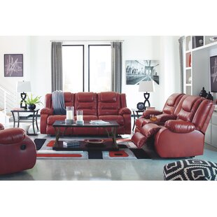 Camellia Reclining Configurable Living Room Set