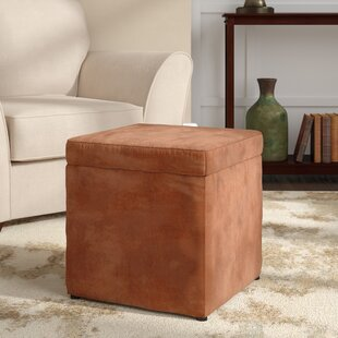 Whiting Storage Ottoman By Andover Mills