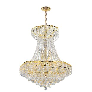 House of Hampton Carson 11-Light Chandelier