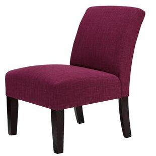 Dani Slipper Chair by Cortesi Home