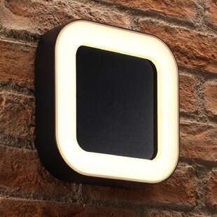 Galligan LED Outdoor Sconce By Sol 72 Outdoor