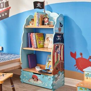Pirates Island 41.75 Bookcase by Fantasy Fields