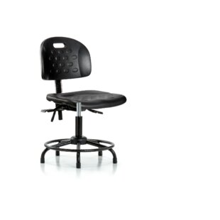Symple Stuff Esme Round Tube Base Office Chair