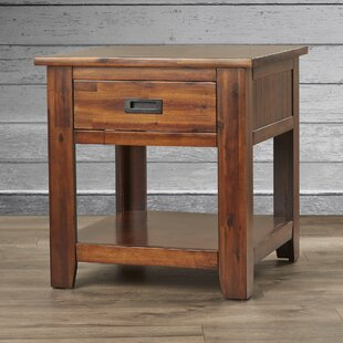 Oilton End Table by Loon Peak Today Only Sale