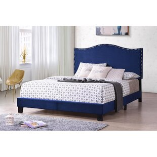 Price comparison Henthorn Upholstered Bed by Mercer41 Reviews (2019) & Buyer's Guide