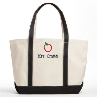 Special Teacher Personalized Picnic Tote Bag