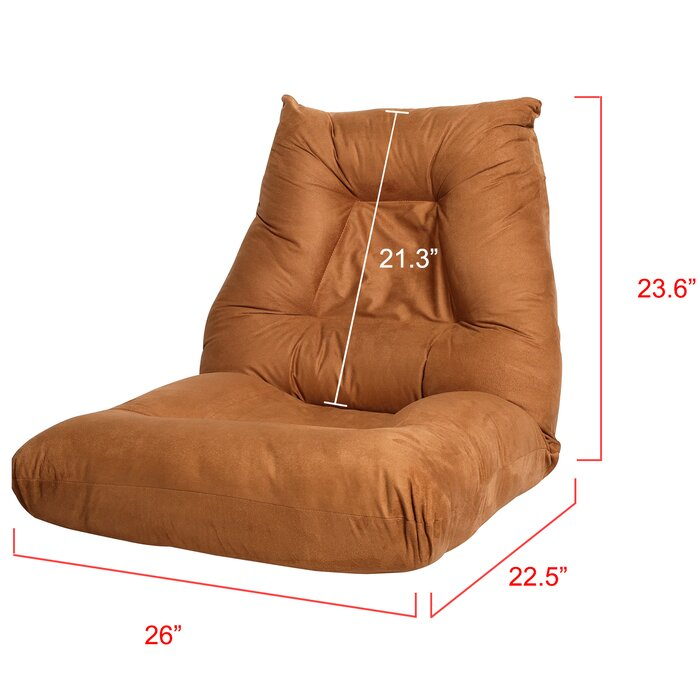 Foldable Lazy Sofa Chair Floor