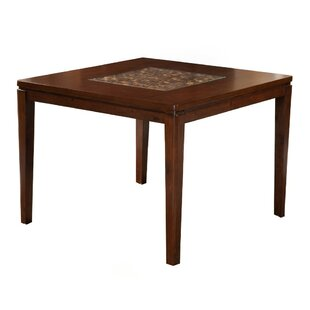 Gatti Transitional Wooden Pub Table by Red Barrel Studio