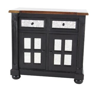 Parkison Traditional 2 Door Accent Cabinet by Alcott Hill