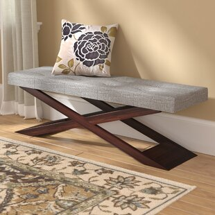 Lani Wood Bench by Zipcode..