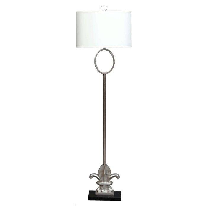 Fleur De Lis 61 Floor Lamp