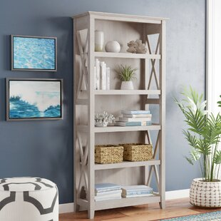 Oridatown Standard Bookcase by Beachcrest Home
