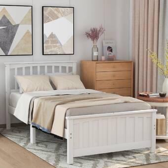 Latitude Run Akkie Twin Platform Bed Wayfair