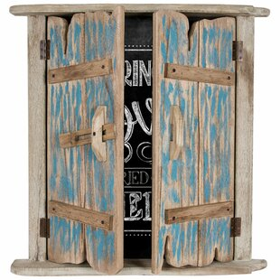 Window Blackboard Key Box By Beachcrest Home