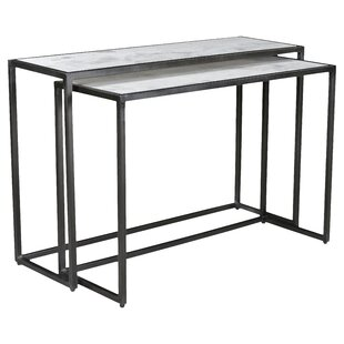 Review Bea 2 Piece Console Table Set By Orren Ellis