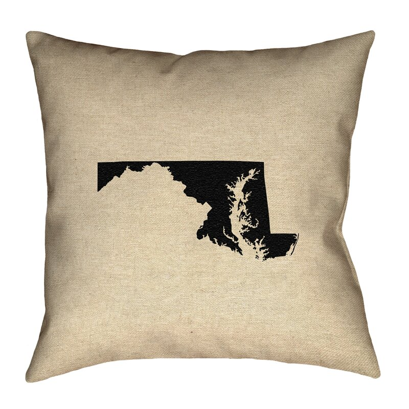 Ivy Bronx Austrinus Maryland Outdoor Throw Pillow Wayfair