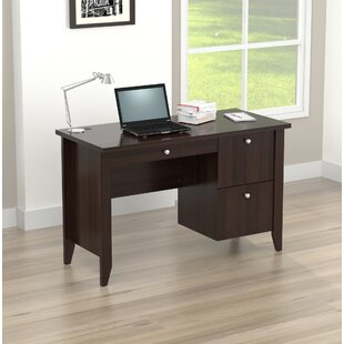 Online Reviews Fogg Computer Writing Desk By Winston Porter