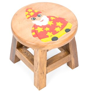 Wizard Children's Stool By Just Kids