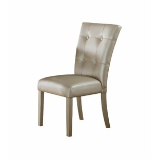 Raoul Upholstered Dining Chair (Set of 2) by Rosdorf Park