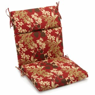 Superbe Round Back Chair Cushion | Wayfair