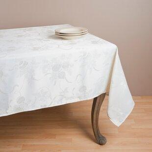 Royal De Noel Jacquard Xmas Tablecloth