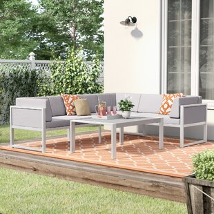 Vinci 6 Seater Sofa Set By Sol 72 Outdoor