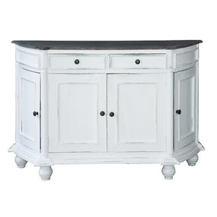 Caius Angled 2 Drawer Accent Cabinet by One Allium Way