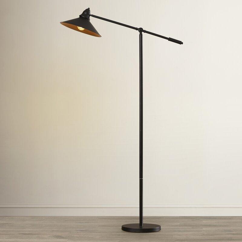Hakan 6625 task floor lamp reviews allmodern hakan 6625 task floor lamp mozeypictures Gallery
