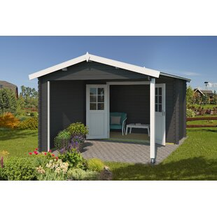 Willbanks 15 X 11 Ft. Tongue & Groove Summer House By Sol 72 Outdoor