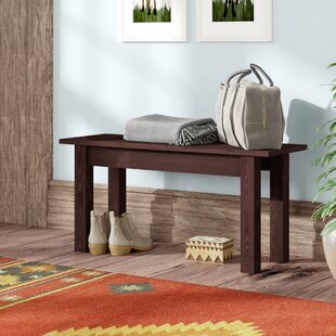 Negron Wood Bench by Loon Peak