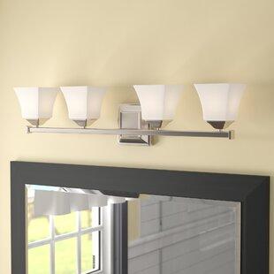 Charlton Home Burbank 4-Light Vanity Light