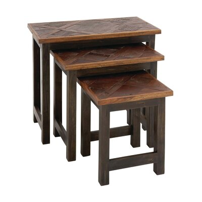 3 Piece Nesting Tables by Cole  and  Grey