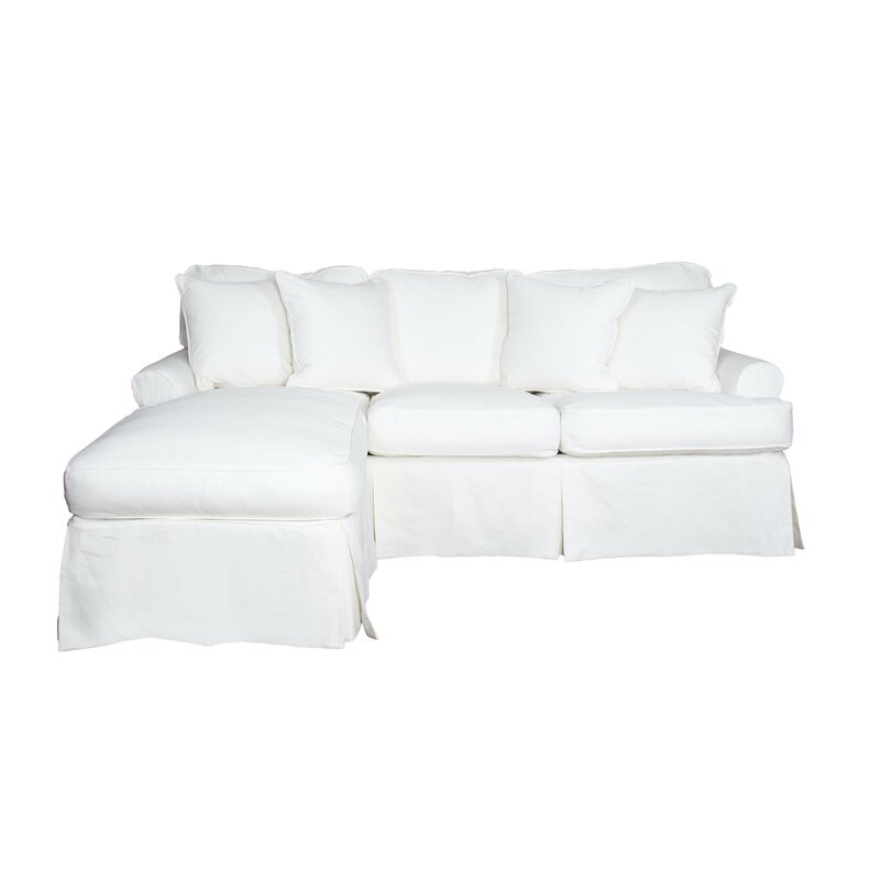 Slipcovers For Chaise Lounge Sofa Loose Fit Linen Manstad