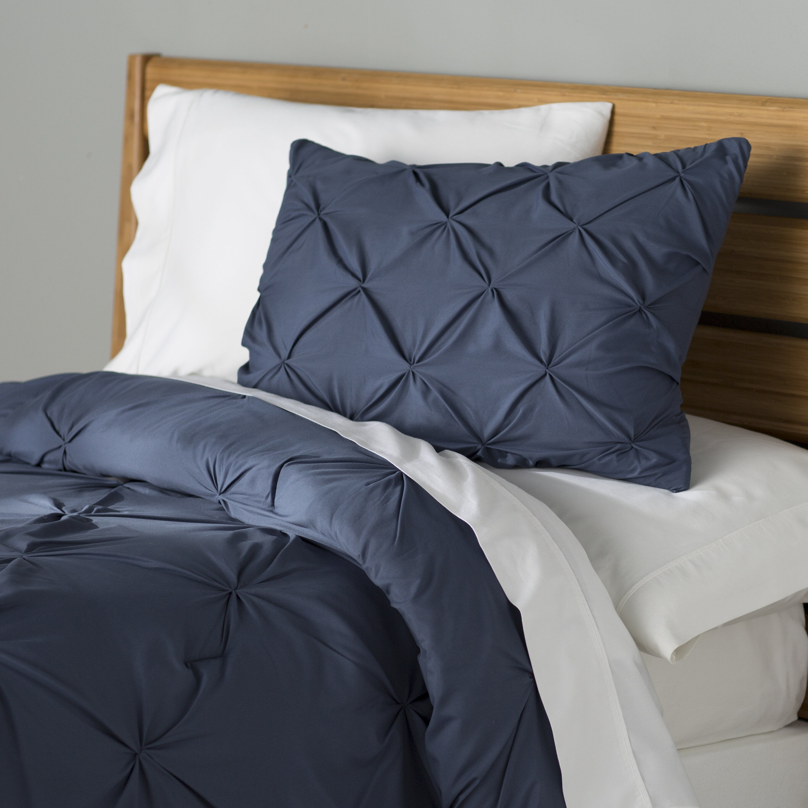 Blue Comforter Bedding Free Shipping Over 35 Wayfair