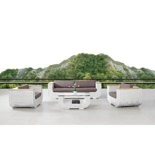 Edingworth Outdoor 4 Piece Seating Group