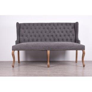 One Allium Way Prochaska Upholstered Bench