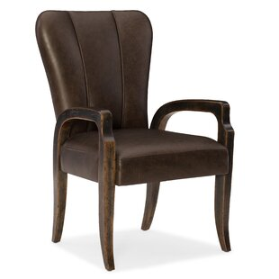 Crafted Upholstered Dining Chair Hooker Furniture