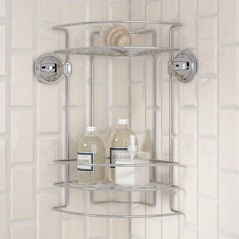 Rebrilliant Shower Caddy & Reviews | Wayfair
