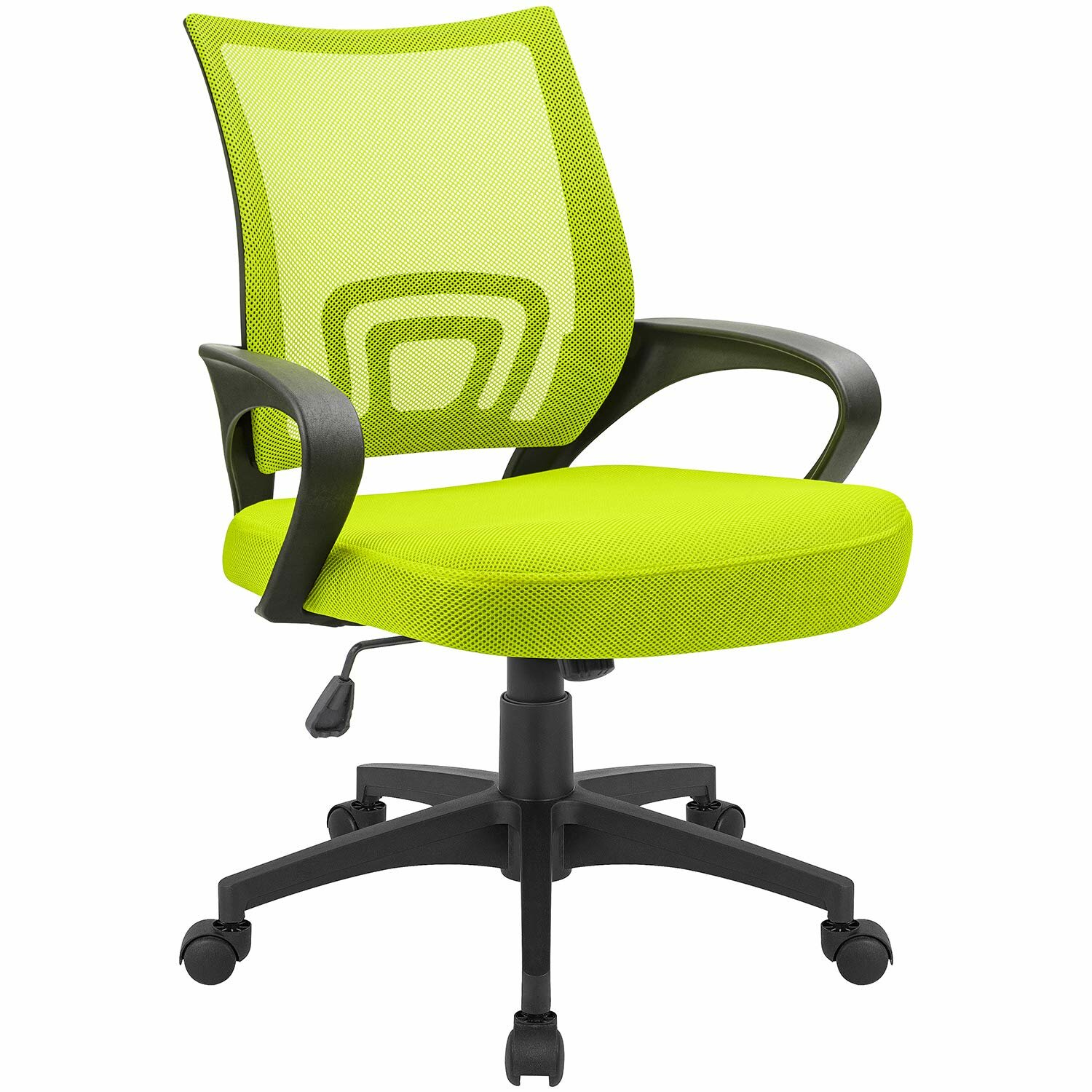 Picture of: Green Office Chairs You Ll Love In 2020 Wayfair