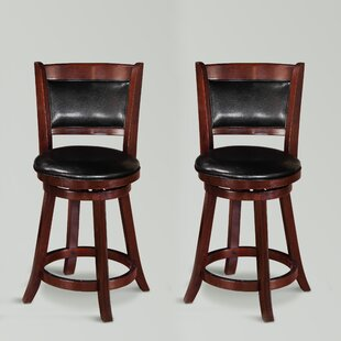 Parkmont Swivel Bar and Counter Stool (Set of 2)