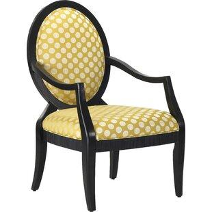 Pittman Fabric Armchair by Rosdorf Park