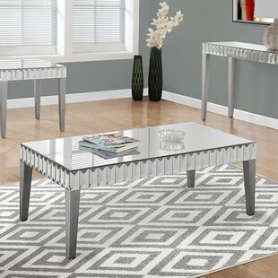 Inexpensive Coffee Table by Monarch Specialties Inc. Reviews (2019) & Buyer's Guide