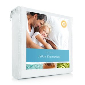 Encasement Pillow Protector by Alwyn H..